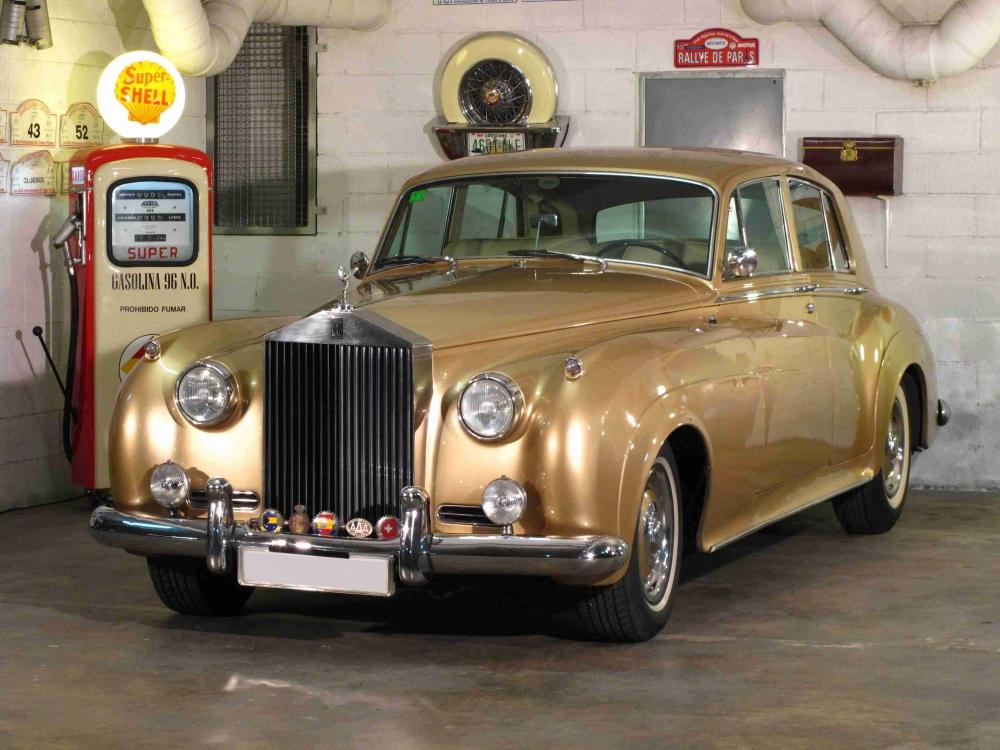Rolls-Royce Silver Cloud II - Xavier Cugat