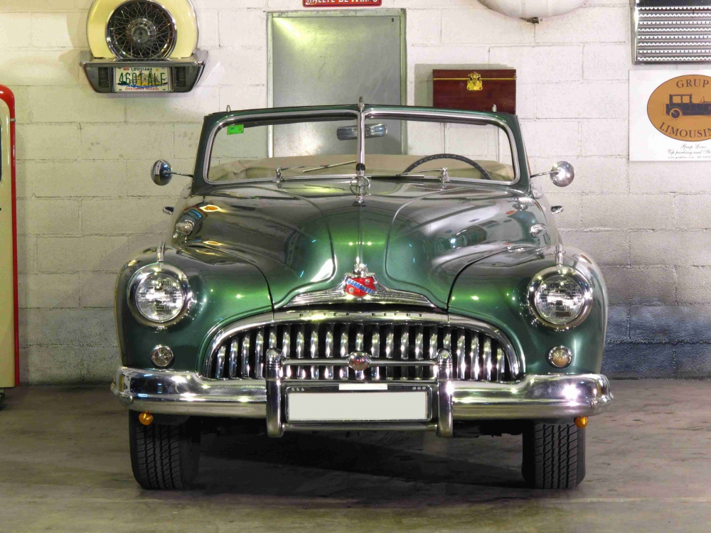 Buick Eight Convertible