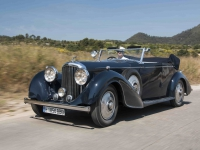 Bentley 4 1/4 phaenton all weather