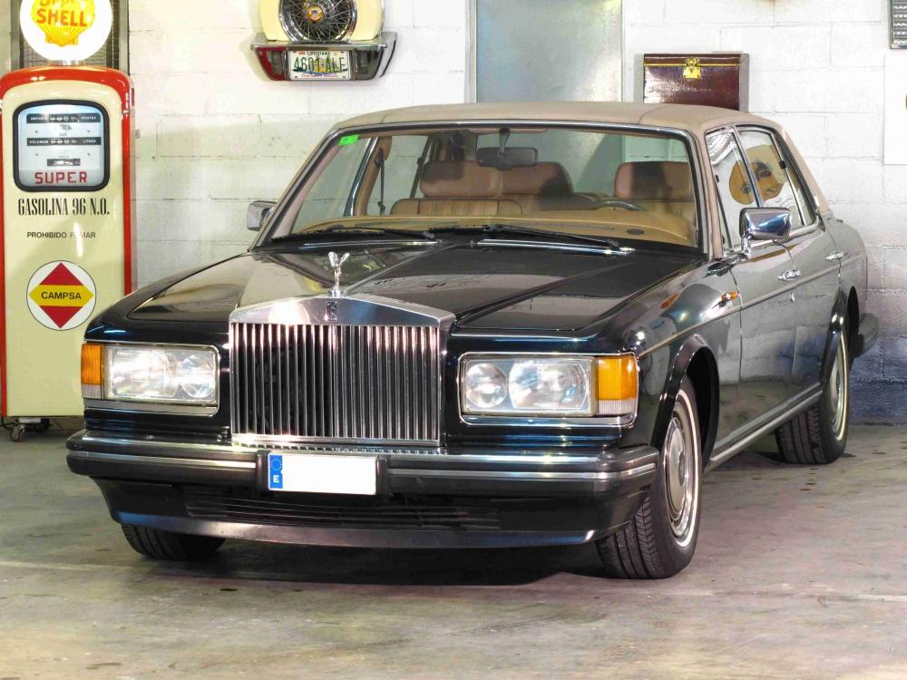 Rolls-Royce Silver Spur III