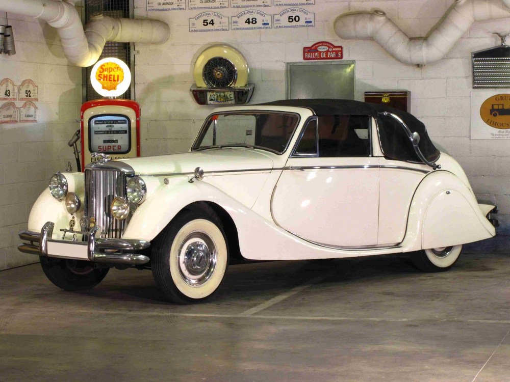 Jaguar MKV convertible